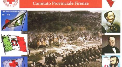 """Storie parallele: nasce l'Italia con capitale Firenze - Nasce la Croce Rossa"""