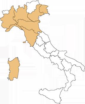 map-italia
